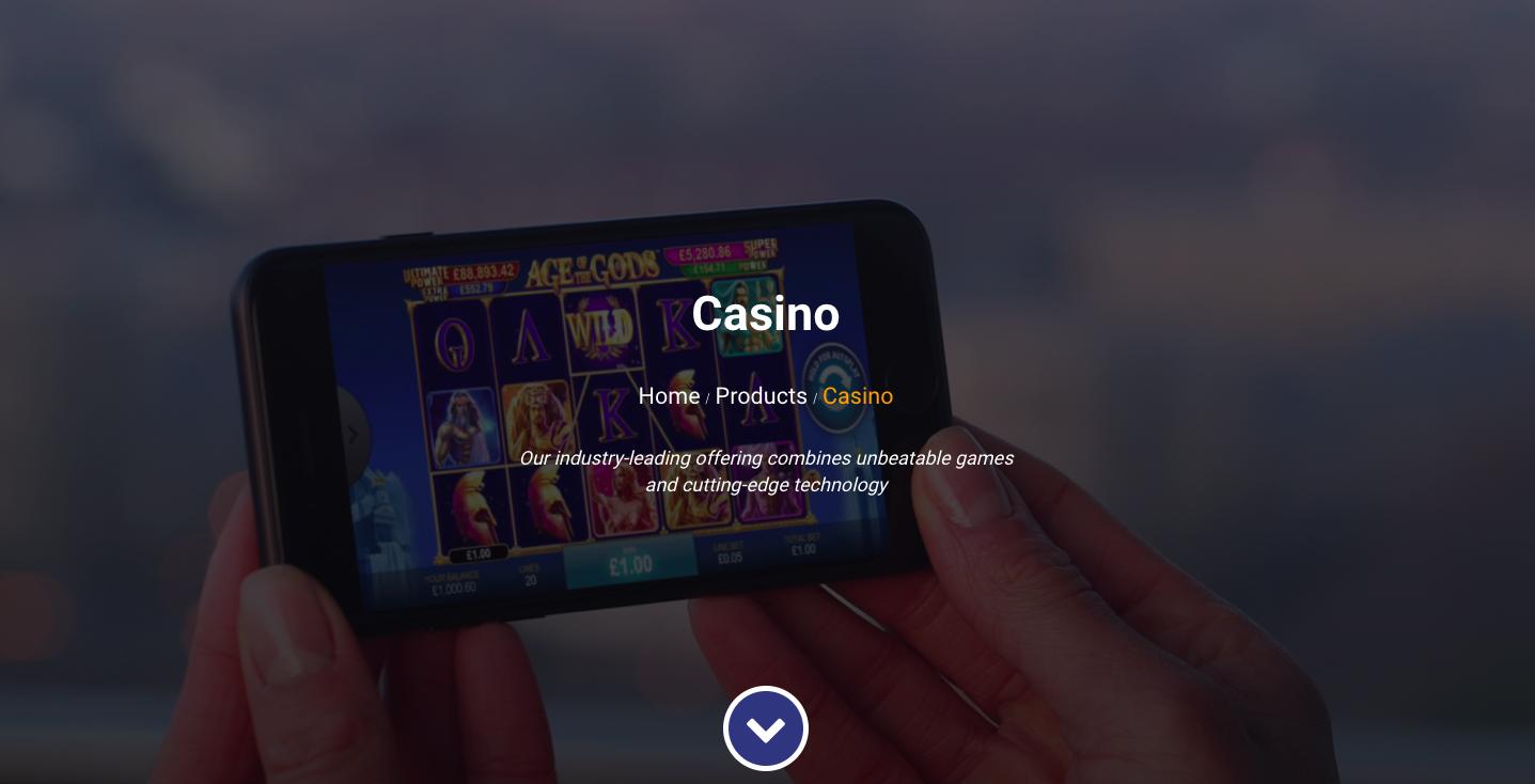 playtech casino games