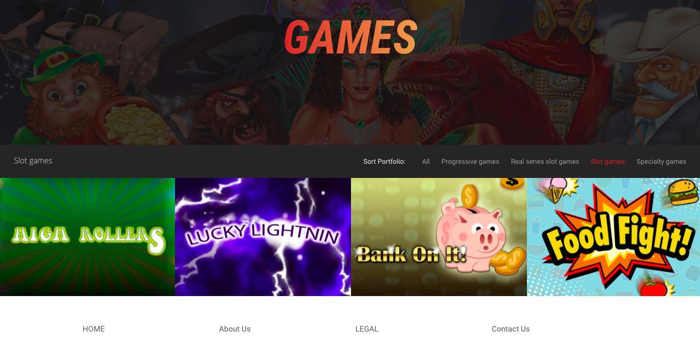 RTG slot games