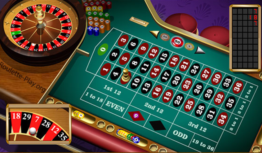 How to win play roulette online