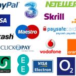 Best online casino deposit methods
