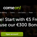 ComeOn! casino website review