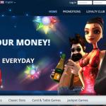 NordicSlots website Review