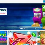 PrimeSlots Review website