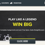 SuperLenny casino review of the website