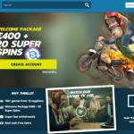 Thrills casino website review