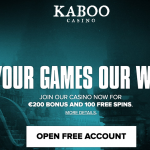 Kaboo Casino Free Spins