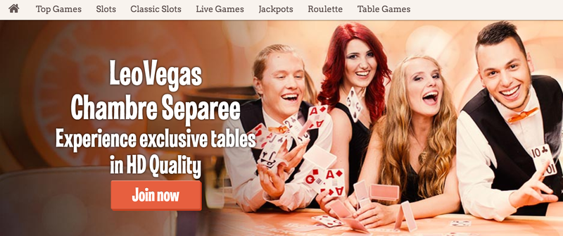 LeoVegas free spins promos