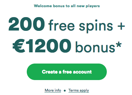 Casumo casino bonuses and promotions