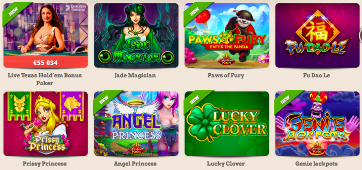 LeoVegas casino bonuses and promotions