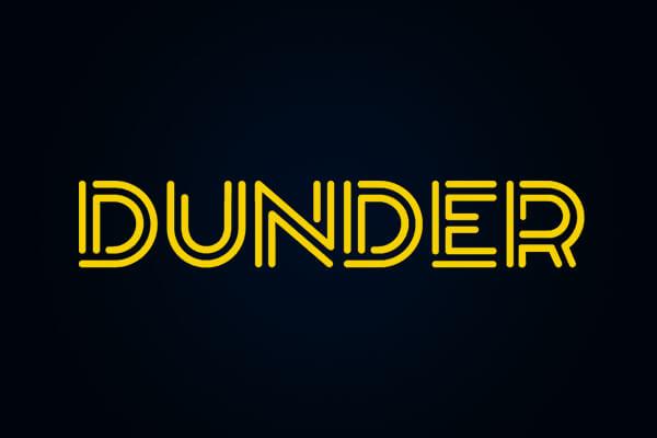 Dunder Casino – Games, Deposits and Bonuses