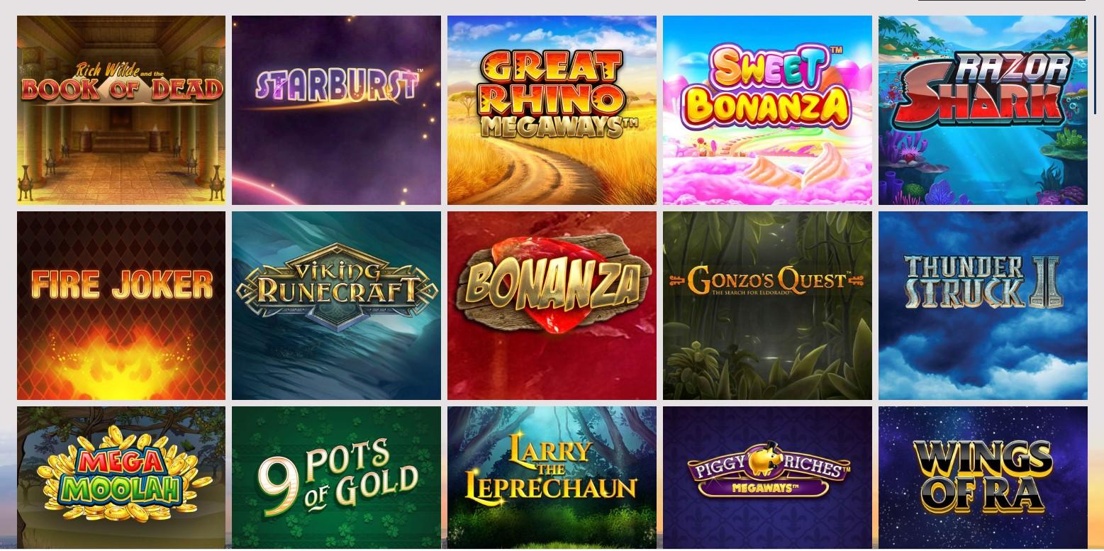 NYspins Games