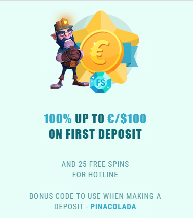 Spinia casino registration