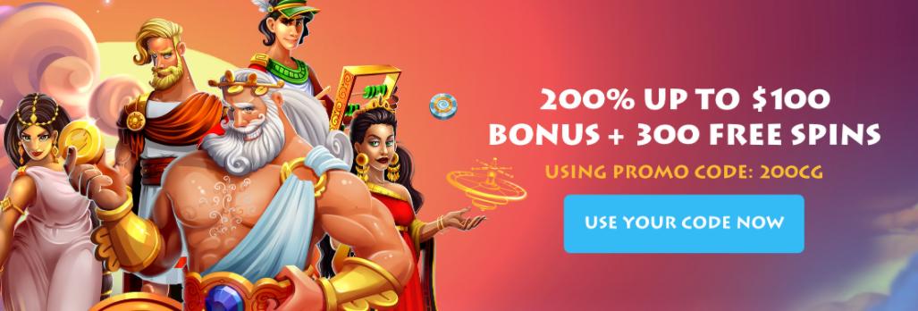 casino gods deposit bonus