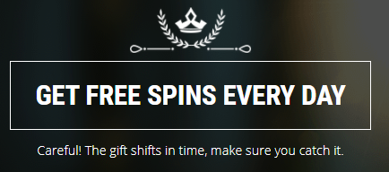 free spins on 22BET