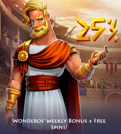 free spins on Casino Gods