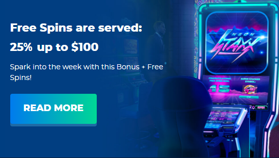 free spins on casino planet
