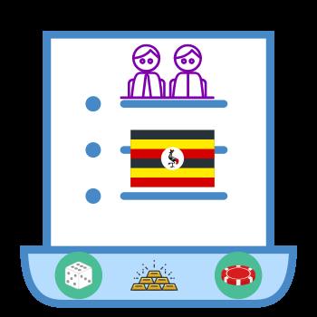 Ugandan online gambling market