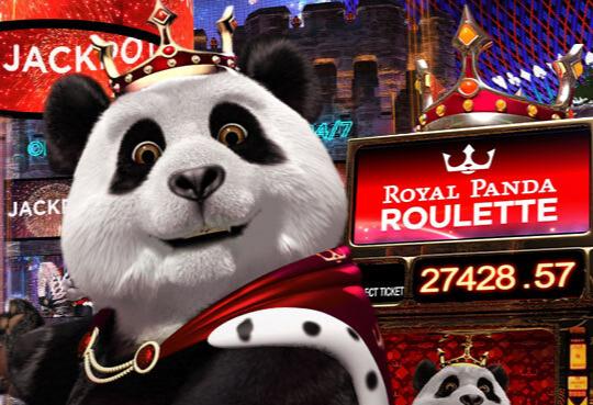 royal panda weekly spins bonus
