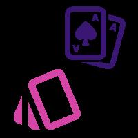 online casino card games